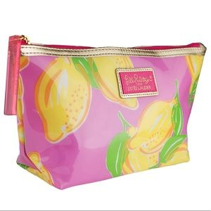 Lilly Pulitzer X Estée Lauder Cosmetic Bag